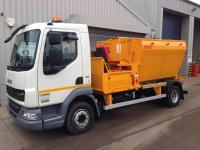 Hot Box Hire for Highway Maintenance