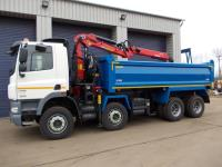 ND Brown HGV Hire – Dedicated to Cyclists Safety