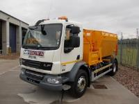 Specialist HGV Hire for Civil Engineering