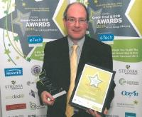 Celebrating our success at the Regional Green Deal Awards 2015