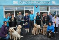 Burns@Pets Corner opens in Narberth