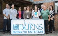 Burns shortlisted for Living Wage Champion Awards