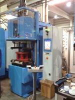 2 New Injection Rubber Moulding Machines