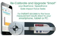 It's Vital to Re-Calibrate Your Gate Impact Force Tester Here's Why