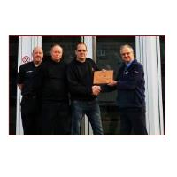 EBP receives award from Bae Systems for support to the RN Torpedo programme