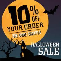 No tricks, all treats from redHotsource – 10% OFF EVERYTHING UNTIL FRIDAY