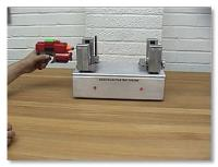 New Model Compact Projectile Speed Tester