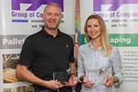 DOUBLE AWARD WIN FOR P&A AT FLINTSHIRE BUSINESS WEEK