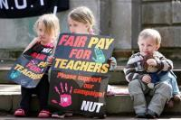 Strike - What can and can't supply agencies provide schools and businesses