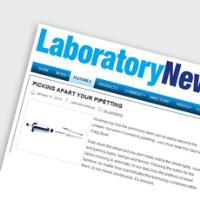 LabNews Pick Apart Your Pipette Article - The Importance of ISO Standards & Pipette Calibration