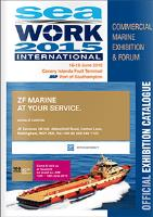 Come and visit us @ Seawork 2015, Stand B11