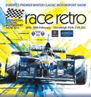 Tandler are returning to Race Retro 2016!