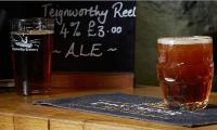 J & E Hall's new beer cooler installed at Dartmoor pub