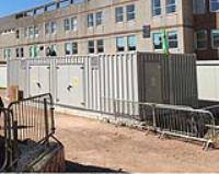 SWITCHGEAR CONTAINER FOR HOSPITAL PROJECT