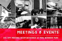 20% off Meeting Room Bookings for 2016!