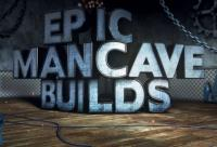 EPIC MANCAVE BUILDS ON THE DISCOVERY CHANNEL