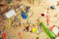 Protecting your Floor from Party Hazards