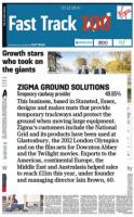 Zigma achieves Sunday Times Virgin Fast Track 100 for second year