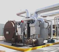 - ERG extends its range to include Thermal Oxidation and Thermal Fluid Systems