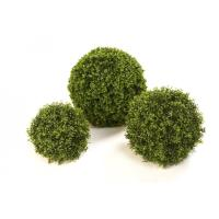 Premium Artificial Boxwood Balls for Outdoor use
