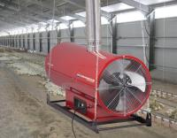 Suspended Indirect Heaters