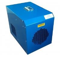Overview of the Fireflo industrial fan heater range