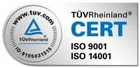 2014 re-certification and monitoring audit successfully completed
