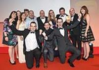Connect 2 Cleanrooms Take Home a Double at the Red Rose Awards