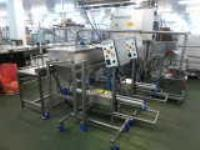 New Filling Machines for English Provender Company