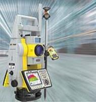 New GeoMax Zoom90 Robotic Total Station