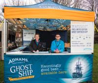 Instant Marquees Has Massive Appreciation for Adnams Bar Tents at the Boat Race