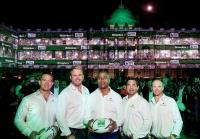 Heineken has launched its Rugby World Cup campaign by transforming Somerset House in London