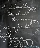 Steps To Create The Perfect Chalkboard!