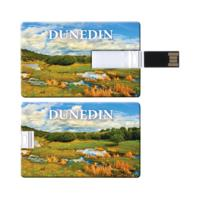 No Minimum Order Personalised Credit Card USB