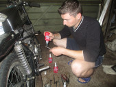 Four decades as a vintage motorcycle and LOCTITE® enthusiast