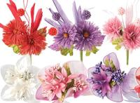 NEW Artificial Flowers from 62p per spray.