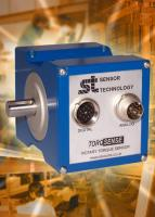Measuring shaft torque in challenging environments
