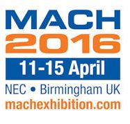 We are exhibiting at MACH 2016  11th - 15th April 2016,  NEC Birmingham -  Find us in Hall 5 - Stand 5791