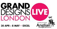 Visit our stand at Grand Designs Live 2016