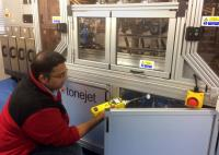 Gas analyser checks printers for compliance and safety