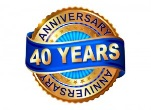 PROUD TO HAVE BEEN SERVING THE WATER INDUSTRY FOR 40 YEARS!