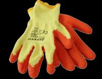 Latex Coated Grip Gloves Only 66p a pair - our lowest Price Ever!
