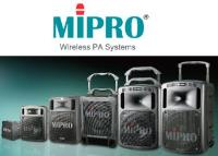 MiPRO Portable PA Systems in stock at Ipswich PA Centre