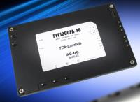 High efficiency AC-DC power modules have ratings up to 1000W