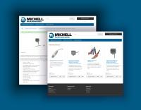 Quick and easy – order Michell RH products online