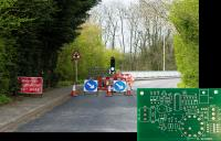 ABL Circuits produce circuit boards for major UK portable traffic light manufacturer
