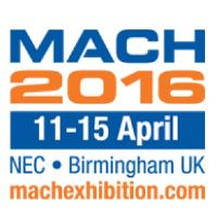 Exhibition - MACH 2016, 11th-15th April 2016, NEC Birmingham, Stand 4320