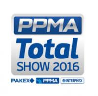 Exhibition -  PPMA Total 2016, 27th-29th September 2016,  NEC Birmingham, Stand H01