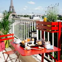 Contemporary Furniture For Small Patios & Balconies by Fermob