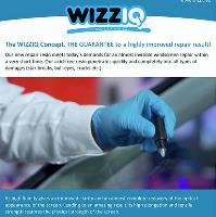 The ultimate Laminated Glass repair Technology : WIZZIQ !
